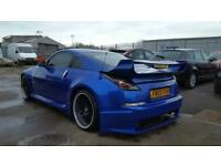 2003 Nissan 350z 3.0 Petrol 6 speed 280 bhp Japan import