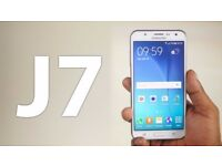 Samsung J7 boxed new unlocked