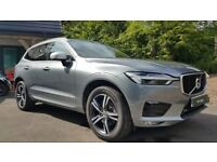 Volvo XC60 - R Design. T5 geartronic 2018 model. Registered September 2017, Excellent throughout.