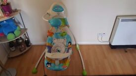 for sale electric swing
