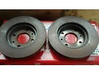 Front disks kangoo van 1.9