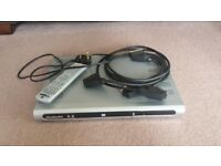 DVD player and recorder