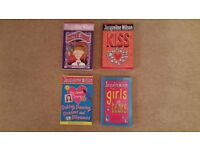 Jacqueline Wilson Books set for 12+ year olds