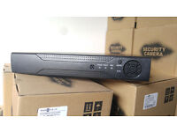 CCTV RECORDER 8CH WITH A 500GB HDD - CAPABLE OF 1080P / 1080N HYBRID
