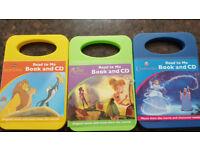 Disney Book & CD