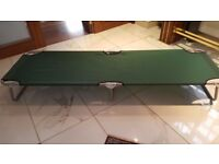Camping beds (189*57cm) - never used