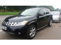 NISSAN MURANO AUTOMATIC 3.5 V6 LPG GAS CONVERTED FULLY LOADED
