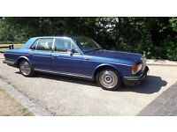 ROLLS ROYCE SILVER SPIRIT 1989 62K ONLY DRIVES PERFECT P/X WELCOME