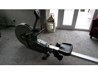 Get fit for summer with this Horizon Oxford 2 Air rowing machine