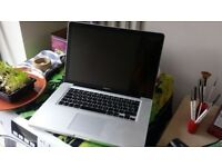 "Apple MacBook Pro 15"" Late 2011 2.2GHz i7 16GB RAM (Spares / Repair)"