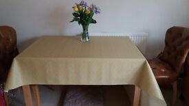 Wipeable Table Cloth