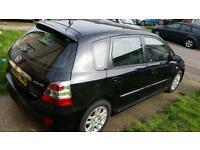Honda civic deisel 2005 fully loaded, Black 130k only