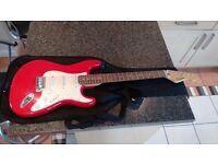 ELECTRIC GUITAR - ENCORE- IN AS NEW CONDITION