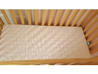 Mothercare Hertford cot for sale