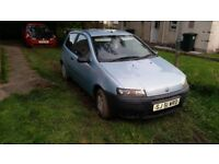 Fiat Punto 1.3 petrol 💥Mot 14th February💥