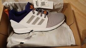 Mens adidas Trainers Off White