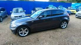 BMW 1 series for sale £2995