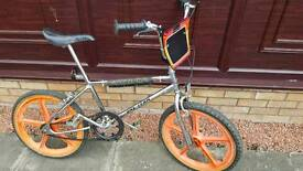 old skool 1980s bmx made in west germany