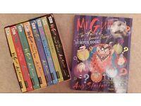 KIDS BOOK BUNDLES £5-£11 - MR GUM, CAPT UNDERPANTS, MR MAJEIKA, SCIENCE, SCHOOL COUNCIL, MASKS