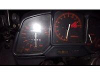Honda vfr750 trike