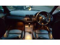 BMW e46 330i auto