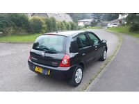Renault clio campus 2007 only 68k long MOT £1550 ono