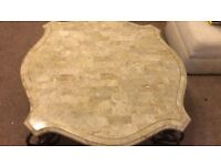 Lovely marble top Coffee table £30