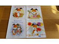 10 Kipper Books, Audio CD and DVD with 10 episodes