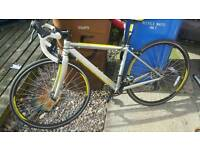 2 racing bikes for sale open two offers