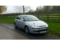 C4 PICASSO 1.6 HDI 5DR HATCHBACK LOW MILEAGE LONG MOT TIDY CAR