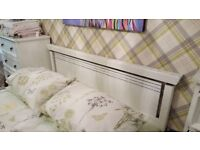 Country Cottage Style Pine Kingsize King Size Headboard Head Board
