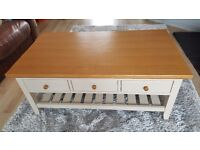 Laura Ashely Oakham coffee table, very good condition