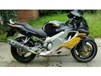 Honda CBR 600 FX 1999 motorcycle