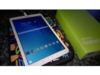 """Samsung Galaxy Tab 9.6"""" Android Tablet 8GB Wi-Fi White. New never used."""