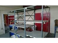 Storage shelves. X3