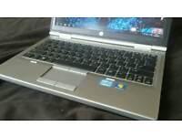 "HP EliteBook 2570p, Intel Core I7, 8GB RAM, 500GB HDD 12.1"""