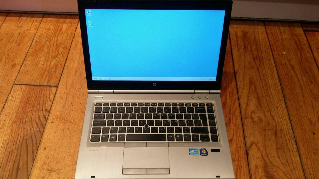 HP EliteBook 8470p - i5 2 6GHz, 8GB RAM, 500GB HDD | in Coatbridge, North  Lanarkshire | Gumtree
