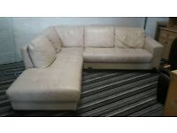 Leather Corner Sofa comfy can deliver local