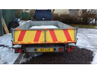 Ifor Williams 126 Tipping Trailer