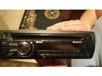 Sony mp3 aux usb and Bluetooth swap for phone