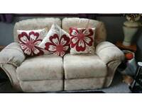 3 piece suite all reclining