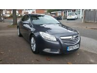 2012/62 Vauxhall Insignia 2.0CDTI DEALER HISTORY LOW MILES CAT D REPAIRED SALVAGE ideal for taxi