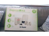 Express ekit wireless alarm set