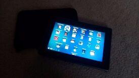 Blackberry Playbook 16gb in black...