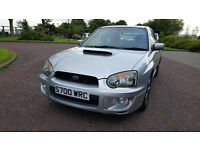 Subaru Impreza WRX £3900 ono mot passed 06/10/16