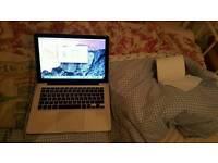 Macbook pro mid 2012 13 good condition