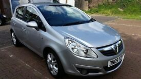 2009 Vauxhall Corsa 1.4 i 16v Design 5dr (a/c) Service History Low Mileage @07445775115@