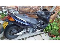 Yamaha t max 500cc spares or repairs