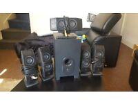 Logitech x-540 pc speaker for sale