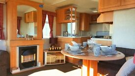 Cheapest Holiday Home On A 12 Month Season PArk With Full Inventory & TV